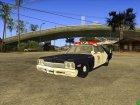 Dodge Monaco LSPD 1974 для GTA San Andreas вид слева