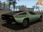 Maserati Bora Group 4 для GTA San Andreas вид сверху