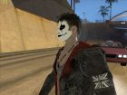 The Crow Dante by crow for GTA San Andreas inside view