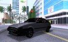 Toyota COROLLA AE86 2JZ-GTE Black Revel