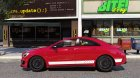 2014 Mercedes-Benz CLA 45 AMG Coupe 1.0 for GTA 5 top view