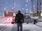 Winter Pack (Low PC) для GTA San Andreas вид сбоку