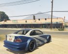 "BMW M3 GTR E46 ""Most Wanted"" для GTA 5 вид сверху"
