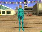 Tekken TT2 Lili Zero Suit for GTA San Andreas left view
