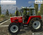Steyr 8080A Turbo SK2 Larmarm V 1.0 for Farming Simulator 2013 left view