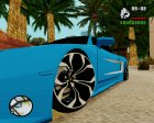 Lamborghini Infernus v2.0 by BlueRay для GTA San Andreas вид сверху