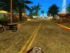Пак мотоциклов и велосипедов by Babayka v.2 для GTA San Andreas вид сбоку