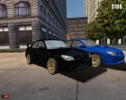 Subaru Impreza WRX for Mafia: The City of Lost Heaven left view