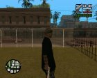 Black Azteck для GTA San Andreas вид слева