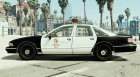 1994 Chevrolet Caprice 9C1 - Los Angeles Police Department для GTA 5 вид слева