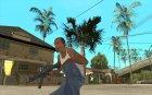 MP5 AGOG for GTA San Andreas top view