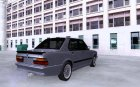 BMW M5 E28 for GTA San Andreas rear-left view
