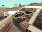 Chevrolet Caprice 1986 Дорожный Патруль for GTA San Andreas top view