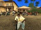 Пак мотоциклов и велосипедов by Babayka для GTA San Andreas вид слева