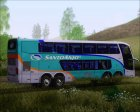 Marcopolo Paradiso G6 1800DD 8x2 SCANIA K420 Brasilian Bus Lines for GTA San Andreas inside view