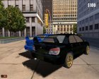 Subaru Impreza WRX for Mafia: The City of Lost Heaven rear-left view
