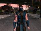 X Mortal Kombat Klassic Sub-zero