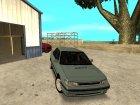 Subaru legacy RS 1990 for GTA San Andreas left view