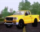 Ford F-150 2005 Fx4 Single Cab for GTA San Andreas left view