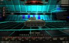 Премиум ангар - Трон для World of Tanks вид сзади слева