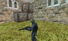 SPAS 12 on ManTuna's anims for Counter-Strike 1.6 inside view
