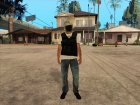 Террорист в бронежелете for GTA San Andreas left view