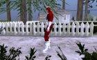 Красный хранитель для GTA San Andreas вид слева