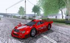 Mercedes-Benz CLK GTR Ultimate Edition 2010(v1.0.1) для GTA San Andreas