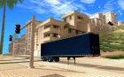 Прицеп для Freightliner Classic XL Custom for GTA San Andreas top view