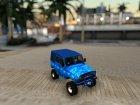 Blue Star Edition for GTA San Andreas