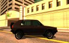 Volkswagen Golf Country MkII Syncro 4x4 1991 for GTA San Andreas inside view