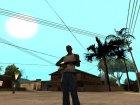 Пак крутых оружий для GTA San Andreas вид сверху