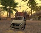 Mercedes-Benz V-Class 2015 for GTA San Andreas left view