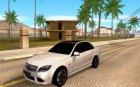 Mercedes-Benz C180 AMG Pimp Style