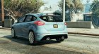 Ford Focus RS 1.0 для GTA 5 вид слева