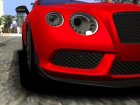 Bentley Continental GT3R 2015 для GTA San Andreas вид сверху