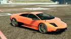 2010 Lamborghini Murcielago LP 670-4 SV for GTA 5 top view