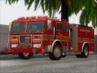 Seagrave Marauder I SACFD Engine 49 for GTA San Andreas right view