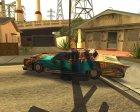Новая покрасочная работа для Remington for GTA San Andreas top view