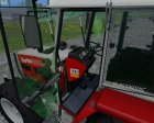 Steyr 8090a Turbo SK2 Electronic for Farming Simulator 2015 inside view