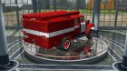 Zil 130 Firetruck for Mafia: The City of Lost Heaven left view
