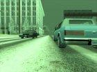 Snow Wheels для GTA San Andreas вид сверху