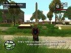 Посетить могилу матери for GTA San Andreas left view