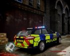 Ford Mondeo Estate police UK для GTA 4 вид сверху