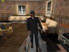 Skin HD GTA V Online в кепке LS for GTA San Andreas top view