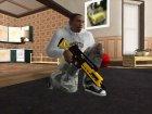 Special Carbine (GTA Online DLC) для GTA San Andreas вид слева