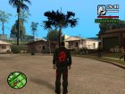 "Пак ""Анархиста"" для GTA San Andreas вид изнутри"
