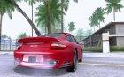 Porsche 911 (997) turbo for GTA San Andreas top view