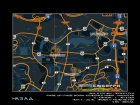 TraceMap and HUD Radar для GTA San Andreas вид справа