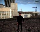 Вице-сержант Казанского СВУ v2 для GTA San Andreas вид сзади слева